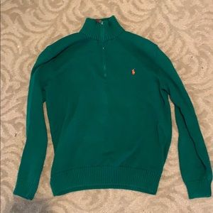 Men's Polo Ralph Lauren Quarter Zip jacket